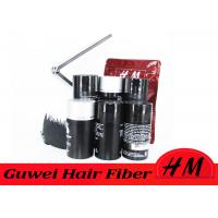 Wholesale Customised Volume Hair Filling Fibers , Organic Hair Fibers For Baldness from china suppliers
