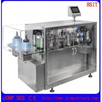 Quality China herbal medicine plastic ampoule bottle filing and sealing machine for sale