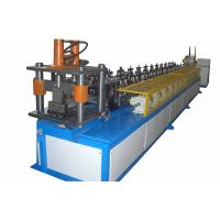 Wholesale Custom 17 Stations and Hydraulic Single Uncoiler Track and Stud Roll Forming Machine from china suppliers