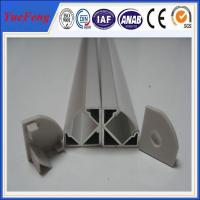Wholesale Aluminum price per kg,aluminium led profile,led aluminium extrusion with diffuser cover from china suppliers