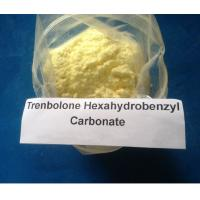 Wholesale 99% Purity Injectable Anabolic Steroids Trenbolone Hexahydrobenzyl Carbonate CAS 23454-33-3 from china suppliers