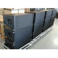 "Wholesale 2 Way Double 10"" Neodymium Church Sound Systems 800 Watts RMS Line Array Speaker from china suppliers"