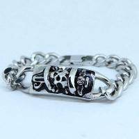 Wholesale High Quality Stainless Steel Fashion Mane's Women's Bracelet LBS10 from china suppliers