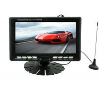 Wholesale Black Widescreen 7 Inch LCD Monitor VGA Input For Car Advertising from china suppliers