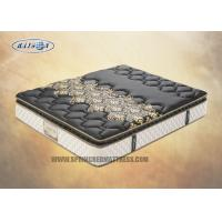 Wholesale Anti - Dust Pillow Top Bonnell Spring And Memory Foam Mattress , ISPA from china suppliers