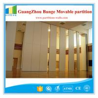 Wholesale Shopping Hall Mall Frameless Sliding Folding Glass Partition Doors With Dupont Roller from china suppliers