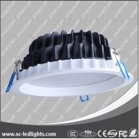 Quality 24w dongguan rohs&ce round recessed ul led downlight for sale