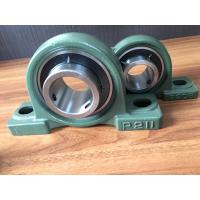 Wholesale UCP Mounted Small Pillow Block Bearings With Eccentric Locking Collar , ISO9001:2008 from china suppliers