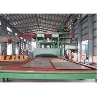 Wholesale Industrial Steel Plate Shot Blasting Machine Surface Rust Moving from china suppliers