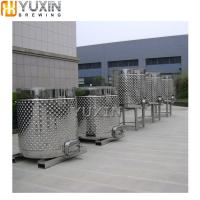 China High Quality China Stainless Steel Beer Wine Fermentation Tank on sale