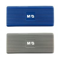 Wholesale Blue / Gray White Board Eraser Quickly Removes for School and Office from china suppliers