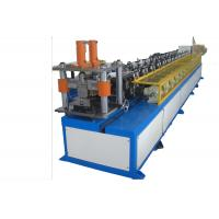 Wholesale 10-25m / Min PLC Automatic Control Stud Roll Forming Machine from china suppliers