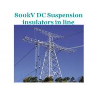 Wholesale EHV Transmission Line Composite Suspension Insulator 800kV  IEC 61109 Standard from china suppliers