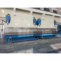 Wholesale 800 Ton Cylinders Shear Press Brake Electro Hydraulic Synchronous from china suppliers