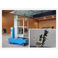 Wholesale GTWZ5-1005 Self Propelled Aerial Work Platform 136 kg Rated Load For Warehouse from china suppliers