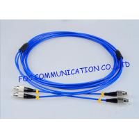 Wholesale Fiber Optic Jumper Fiber Optic Patch Cord FC - FC Duplex G.657A Bend Insensitive from china suppliers