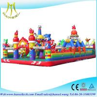 Wholesale Hansel popular PVC blow up intex inflatable slide for commercial from china suppliers