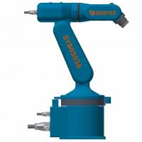 1.5 M/S Tip Speed Robotic Welding Systems , Economical Mini Robot Arm