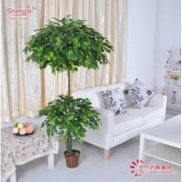 Quality 1.5m indoor&outdoor park/resturant landsaping artificial banyan tree for sale