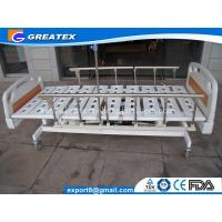Wholesale 5 Functions Linak Electric Hospital Bed With Hand Controller ( GT-BE1004 ) from china suppliers