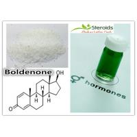 Wholesale Raw Boldenone Anabolic Androgenic Steroids Compound Powder / Liquid Muscle Growth 846-48-0 from china suppliers