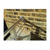 Buy cheap high quality outdoor balcony stainless steel railing accessories from wholesalers