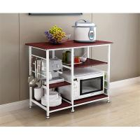 Buy cheap Creative Simple Kitchen Storage Shelf Multifunction Rack from wholesalers