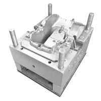 Wholesale CNC Machining A360 ADC12 Pressure Die Casting Mould from china suppliers