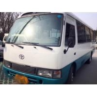 Buy cheap 29 seats used Toyota  Gasoline bus left hand drive   engine 6 cylinder  TOYOTA coaster bus for sale from wholesalers