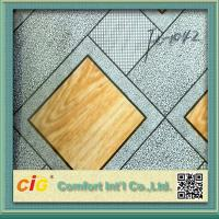 Wholesale Printed Decorative PVC Basketball Flooring / PVC Floor Covering For Wedding or Party from china suppliers