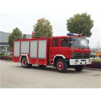 Wholesale Professional 4x2 4000 Liters Water Firefighter Rescue Truck 4m3 TS16949 Approved from china suppliers