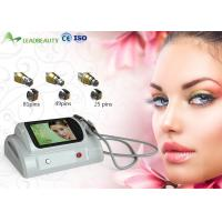 Buy cheap Fractional Radiofrequency Micro Needling Machine For Skin Rejuvenation 25/49/81 Pins 5MHZ from wholesalers