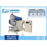 Wholesale Kitchen Sink Welding Machine ,  Double Bowl Sink Automatic Polishing Machine from china suppliers