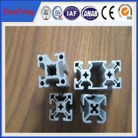 Wholesale China manufacturer Supply aluminum t slot extrusions, OEM/ODM aluminium extrusion industry from china suppliers