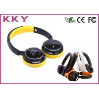 Wholesale Lively Tone 108dB On Ear Wireless Headphones Headband Built In Microphone from china suppliers
