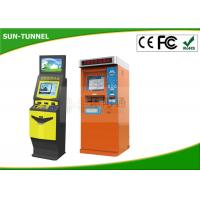 Wholesale Automated Self Service Cinema Queue Ticket Dispenser Machine With Thermal Printer from china suppliers
