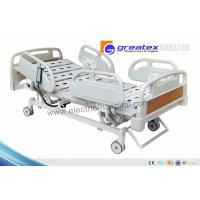 Wholesale Hospital , Clinic, Family Electric Hospital Bed Detachable ABS handrails with remote control from china suppliers