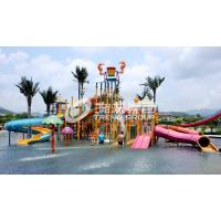 Wholesale Gigantic Water House Aqua Playground Sports Water Park Amusement Park Equipment from china suppliers