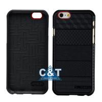 Quality Dual Layer Armor Defender iPhone 6 Plus Protective Cover High Impact Resistant for sale