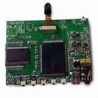 Quality Multilayer PCB Board with 0.1 to 6.0mm Thickness, Suitable for Automobile Charger for sale