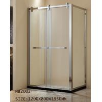 Wholesale Aluminum frame shower room ,shower enclosure, shower door HB2002 1200X800X1950 from china suppliers