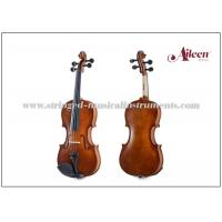 Wholesale Student Musical Instruments Violin 4/4 Full Size Beginners Starter Handcrafted from china suppliers