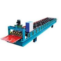 Wholesale ISO9001 Approved Cold Roll Forming Machines To Process Color Steel Plate from china suppliers