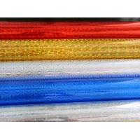 Wholesale Shrink Bright Silver Holographic Foil , 640Mm Width Hologram Printer Paper from china suppliers