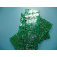 Quality 4 Layer 2.4mm Thick Double Sided Pcb 2oz Outer Layer 1oz Inner Layer for sale