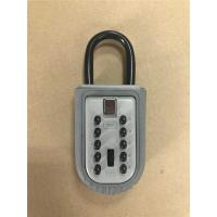 Wholesale Portable Safe Push Button Key Lock Box Combination Lock for Realtors from china suppliers