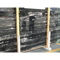 Quality Popular Polished Black Marble,Silver Dragon marble Tile & table,counter tops & vanity tops for sale
