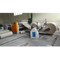 China 2 Ply 3 Ply Corrugated Box Making Machine / Corrugated Paperboard Production Line on sale