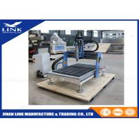 Wholesale Alumnium Brass Wood Acrylic Mini 3D 600*900mm 6090 CNC Router with 1.5kw 2.2kw Spindle Motor from china suppliers