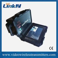 Wholesale Portable Video COFDM Hdmi Transmitter And Receiver , Adjustable  46 - 860 MHz from china suppliers
